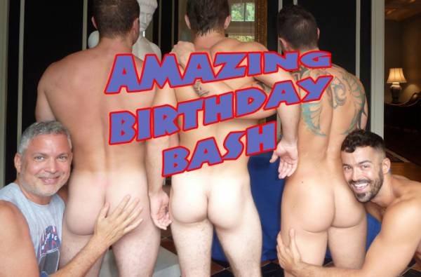 Sexy naked guys happy birthday remarkable