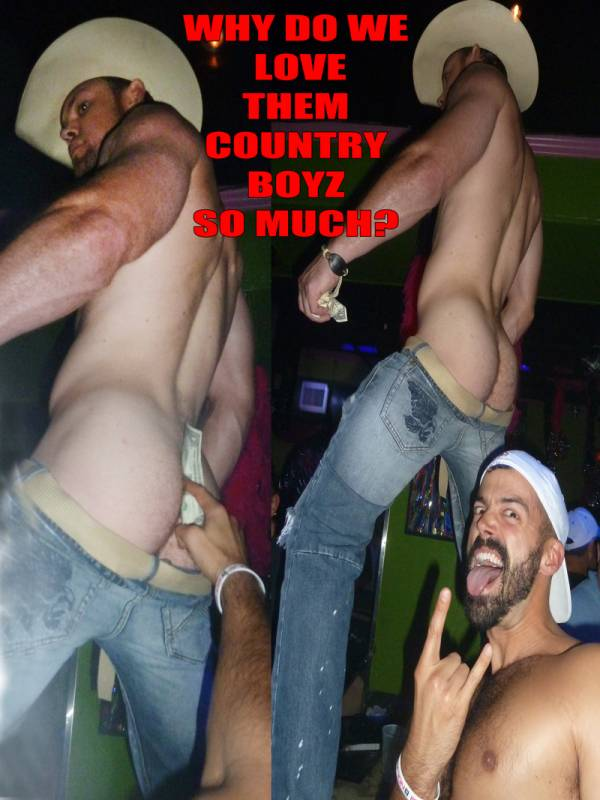 Men in porn Country